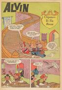 Alvin Dell Comic 16 - Chipeteers To The Rescue