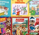 List of Alvin and the Chipmunks Books