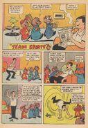 Alvin Dell Comic 2 - Team Spirit