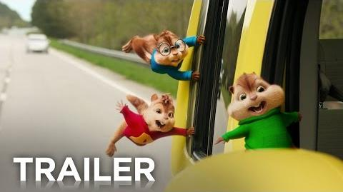 Alvin and the Chipmunks The Road Chip Official Trailer AU