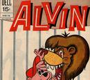 Alvin Dell Comic 22