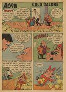 Alvin Dell Comic 11 - Gold Galore