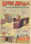 Alvin Dell Comic 17 - It's The Thought That Counts