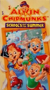 A&TC School's Out for Summer VHS Cover