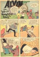 Alvin Dell Comic 6 - Do-It Yourself Dave