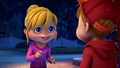 Smitten Brittany Saying Hi to Alvin.png