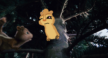 Maya Alvin and the Chipmunks