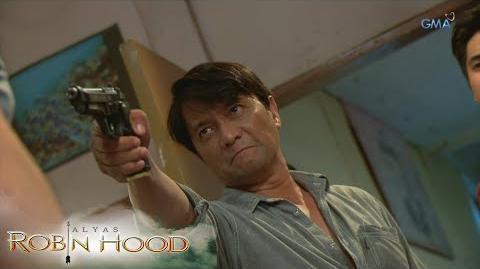 Alyas Robin Hood- Hawak ang batas