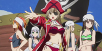 Amagi Brilliant Park Episode 7