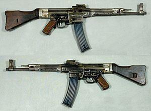 File:300px-MP44 - Tyskland - 8x33mm Kurz - Armémuseum.jpg