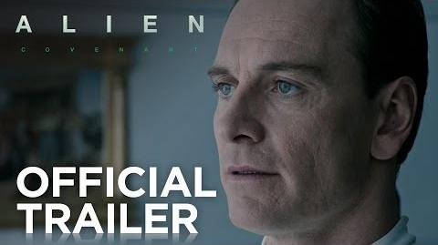 Alien Covenant Official Trailer HD 20th Century FOX-0