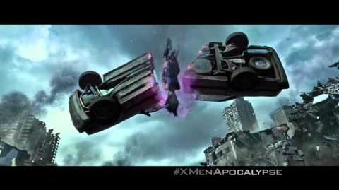X-Men Apocalypse Official TV Spot World 2016