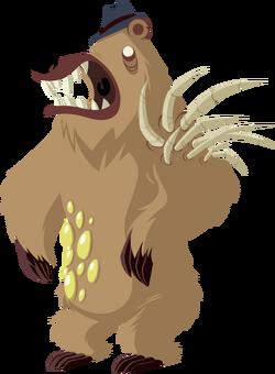 Muta bear