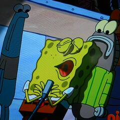SpongeBob singing