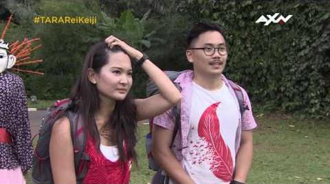The Amazing Race Asia 5 - Racers' Reflect Rei & Keiji Part 1