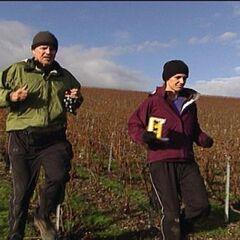 Steve &amp; Allie doing the <i>Terra</i> Detour in <a href=