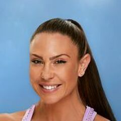 Francesca's headshot photo for <i>The Amazing Race</i>.