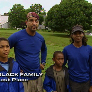 The Black Family were eliminated from the race in 10th Place.