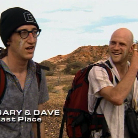 Gary & Dave were eliminated from the race in 5th place.
