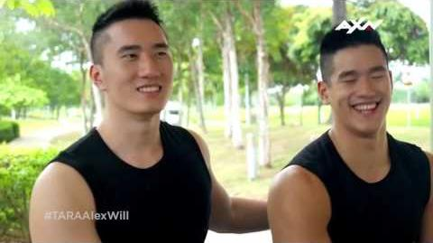 The Amazing Race Asia 5 - Alex & Will