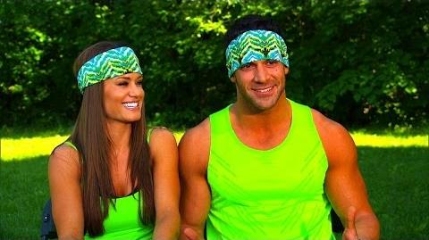 The Amazing Race - Brooke & Robbie