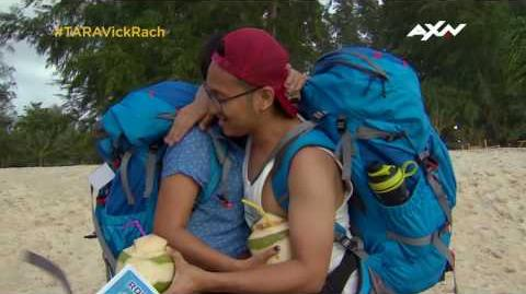 The Amazing Race Asia 5 - On The Mat With Vicky & Rach