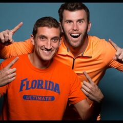 An alternate promotional photo of Kurt &amp; Brodie for <i>The Amazing Race</i>.