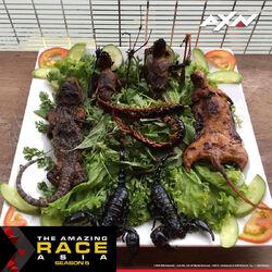 The amazing race asia 5 - episode 5-8