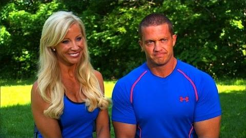 The Amazing Race - Misti & Jim