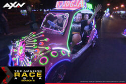 The amazing race asia 5 - episode 7 gallery - image 2
