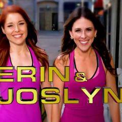 Erin & Joslyn's opening credit.