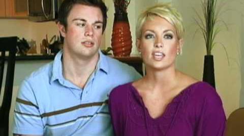 Chad and Stephanie