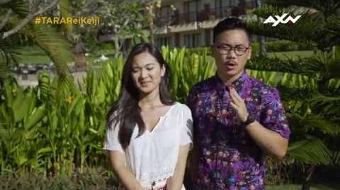 The Amazing Race Asia 5 - Racers' Reflect Rei & Keiji Part 2