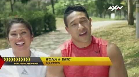 The Amazing Race Asia 5 - Eric & Rona