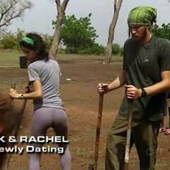 TK &amp; Rachel attempt the <i>Shake Your Booty</i> Detour on <a href=