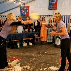 Christie &amp; Jodi doing the <i>Austrian Follies</i> <a href=