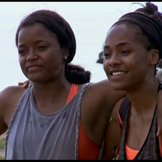 Rita &amp; Yvette are saved by a <a href=