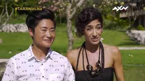 The Amazing Race Asia 5 - Racers Reflect Nic & Lisa Part 2
