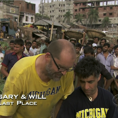 Gary &amp; Will were eliminated from the race in 8th Place after going to the destination only to be told by <a href=