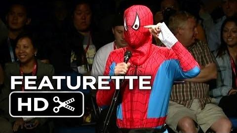 The Amazing Spider-Man 2 Featurette - Becoming Peter Parker (2014) - Andrew Garfield Movie HD