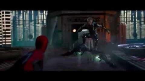『アメイジング・スパイダーマン2』TVスポット③