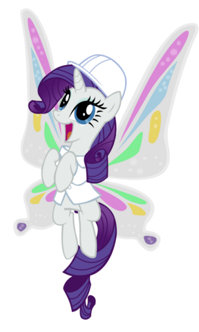 File:Rarity s magic wings by tocupine-d39vzl5.png