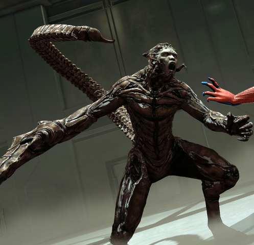 File:Amazing Spider-Man Scorpion.PNG