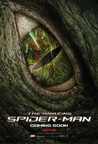 File:The Amazing Spider-Man second IMAX poster.png