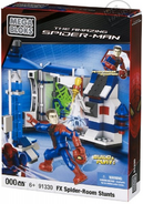 Mega Bloks - FX Spider-Room Stunts