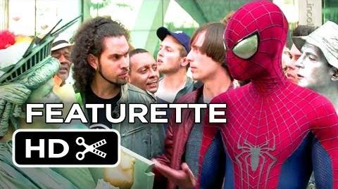 The Amazing Spider-Man 2 Featurette - Costume (2014) - Marvel Movie HD