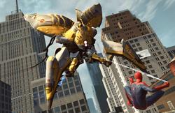 Asm-spider-man-vs-a-hunter