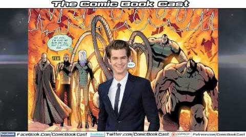 Andrew Garfield Talks Sinister Six Movie