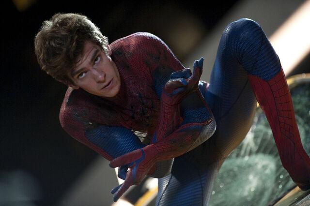File:Spider-Man maskless.jpg