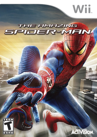 File:The Amazing Spider-Man - Wii game 1.png